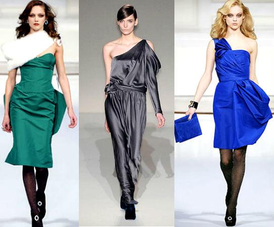 Что одеть на новый год 2014-платья фото
