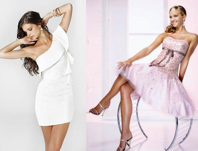 платья на выпускной 2013-2014