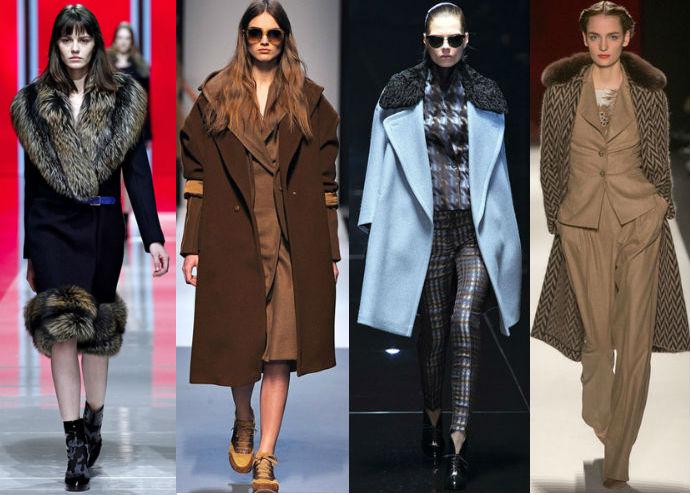 мода зима 2013-2014 фото