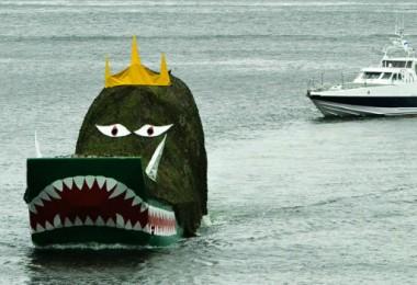 сценарий на день военно - морского флота России для детей