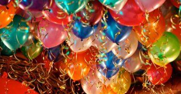 Воздушные шарики - кто придумал