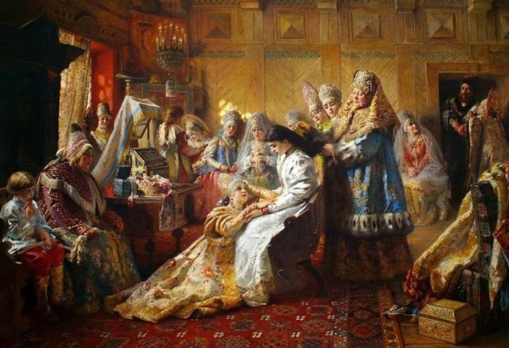 история возникновения традиции дарить подарки