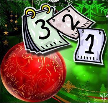 Как отдыхаем на новый год 2015 — календарь