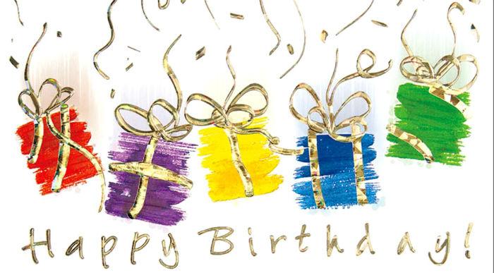 Оригинальный список подарков на день рождения