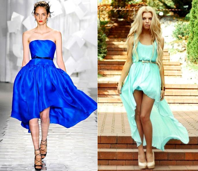 платья на выпускной 2013 -2014 9 -11 класс