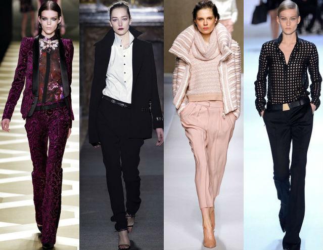 Осень-зима 2006 модная одежда кофты и свите