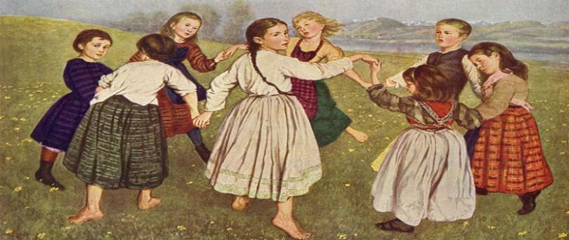 хороводные игры для детей